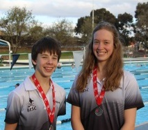 2015 Vic Age SC medalists